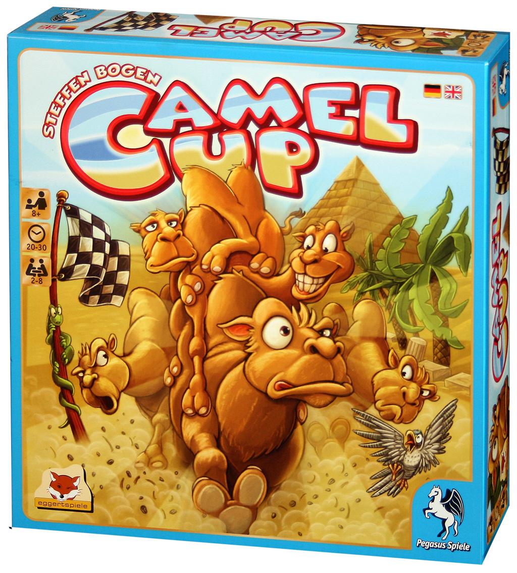 shop der spiele akademie camel up wir bringen spiele n her brettspiele. Black Bedroom Furniture Sets. Home Design Ideas