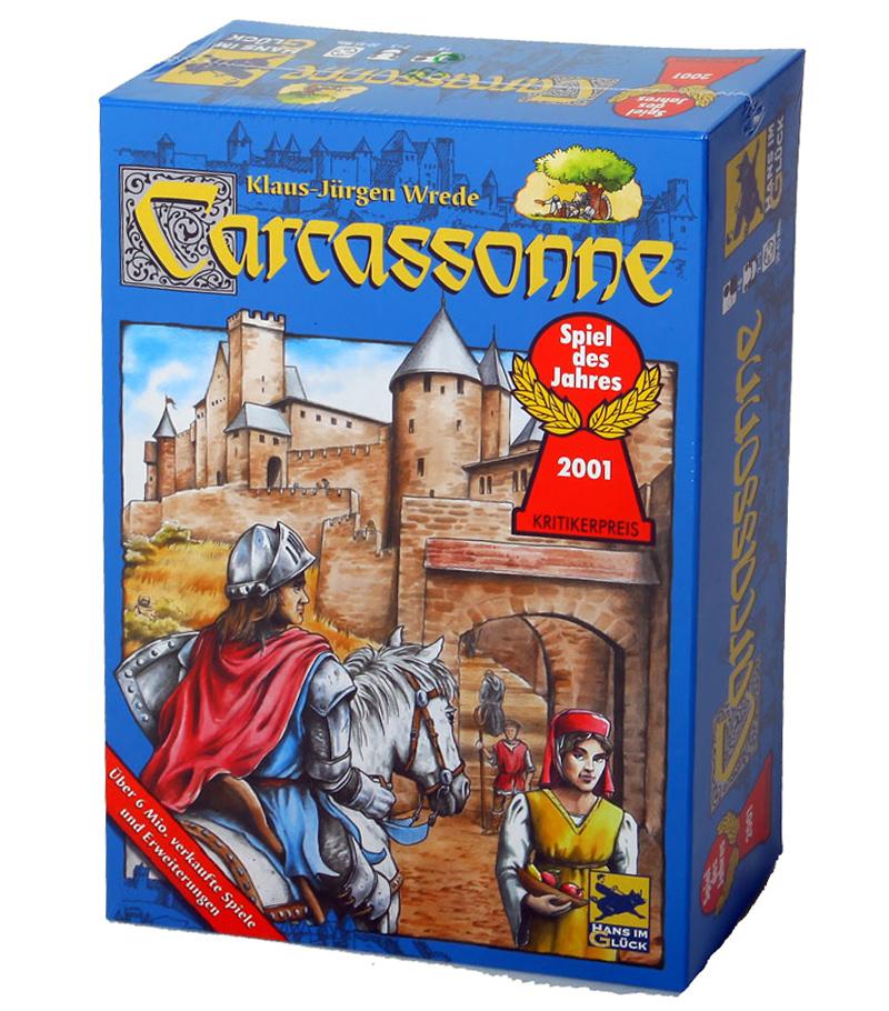 Carcasonne Spiel