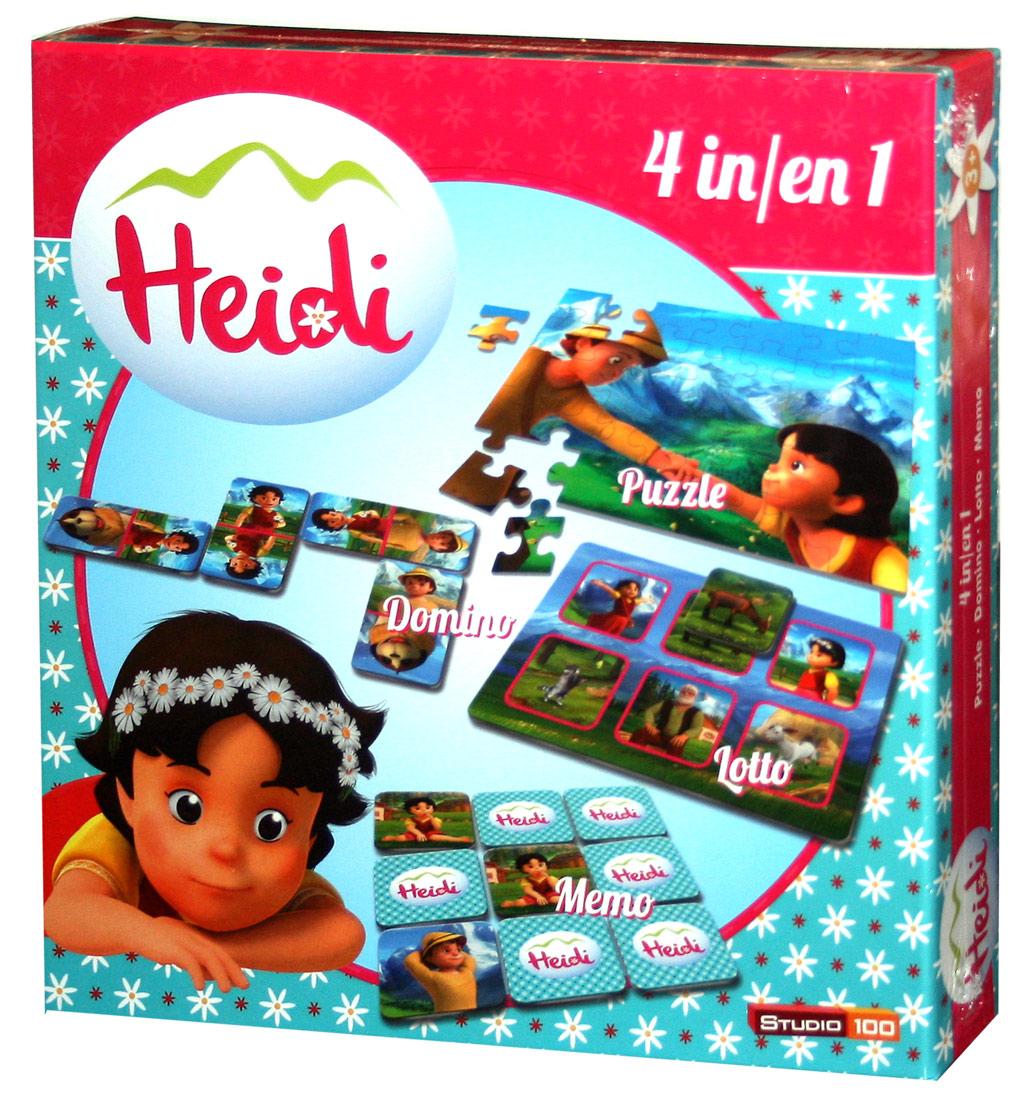 Heidi Spiele