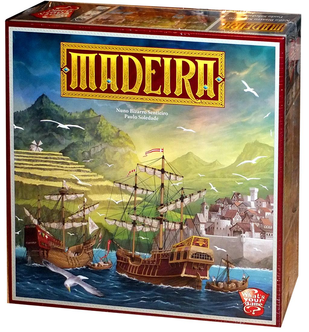 Madeira Spiel