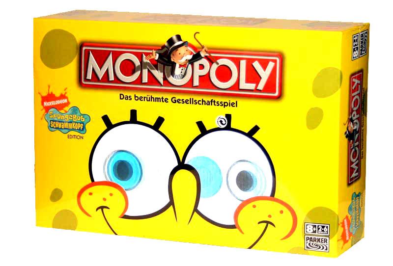 Sponspop Schwammkopf Spiele
