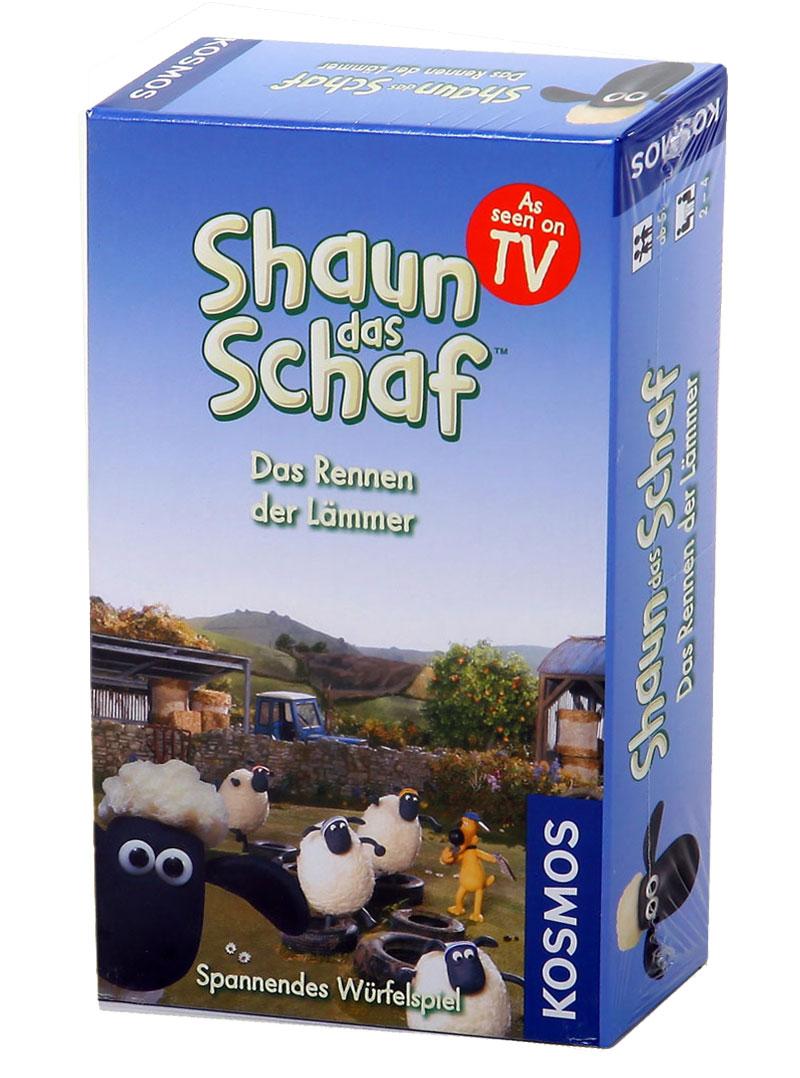 Shaun Das Schaf Spiele
