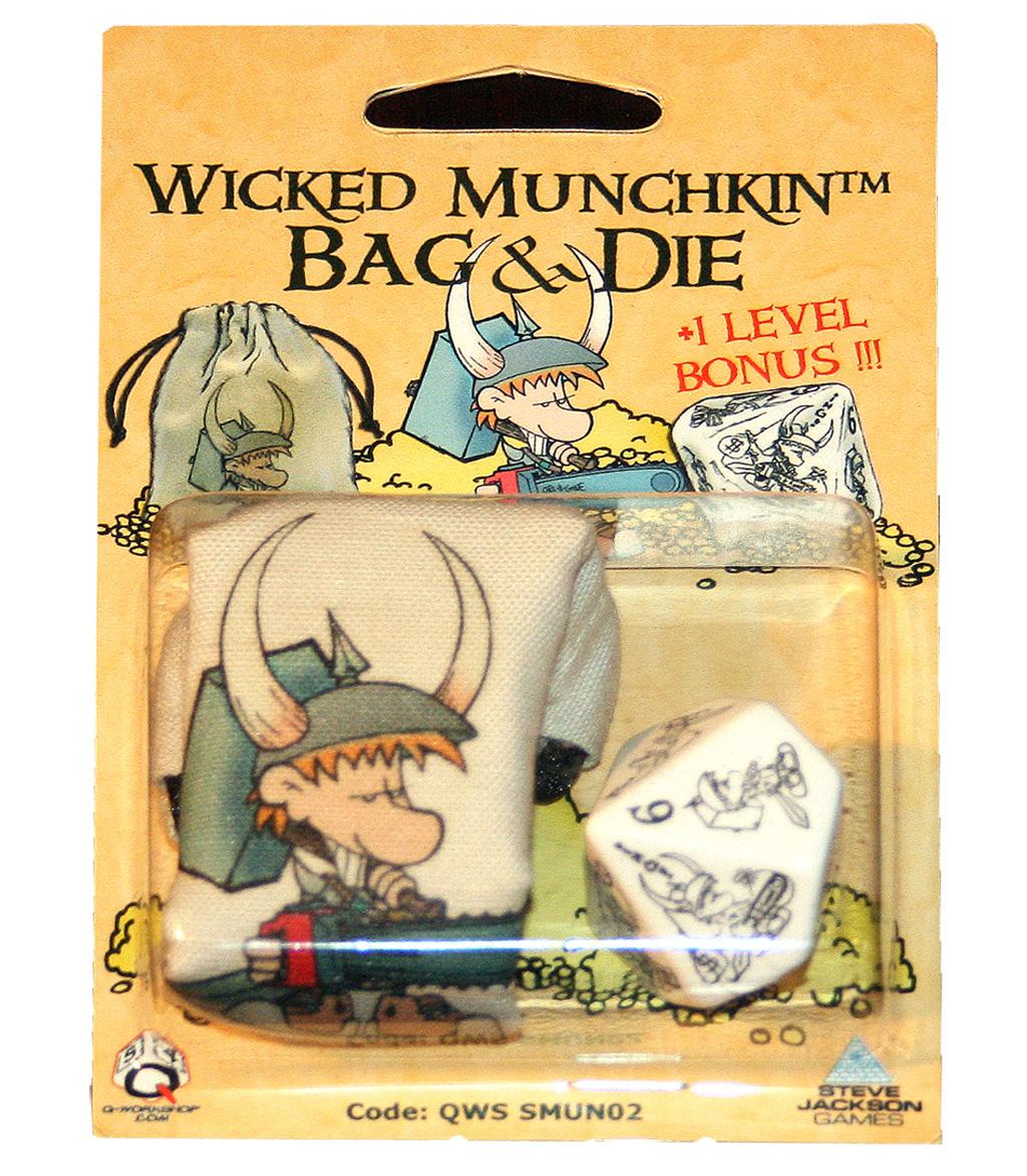 OXID Gift Shop | Wicked Munchkin Bag & Die | buy online
